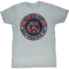 Saved By The Bell 80's Comedy Sitcom Bayside Tigers Colorful Grey Adult T-Shirt image