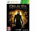 Deus Ex: Human Revolution: Limited Edition (Xbox 360) WITH MANUAL  FREE POSTAGE