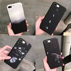 Phone Case For iPhone 6s 7 7Plus Hard Shell Eclipse of the Moon Starry Cover New