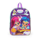 "SHIMMER & SHINE 16"" Full-Size School Backpack w/ Optional Insulated Lunch Box"