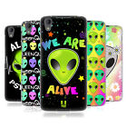 HEAD CASE DESIGNS ALIEN EMOJI HARD BACK CASE FOR BLACKBERRY PHONES