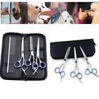 Professional Pet Hair Cutting Dog Cat Grooming Scissors Thinning Shears Tool New