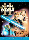 Star Wars: Attack of the Clones - Ewan McGregor, Natalie Portman - 2 DVD Set $3.99 USD