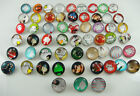 Mix diy charm Chunks series for Snap Button Chunks charm Wholesale 18mm p14