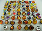 Mix diy charm Chunks series for Snap Button Chunks charm Wholesale 18mm p10