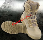 Men Outdoor Combat Shoes Military Boots Army Shoes Tactical Comfort Desert Boots