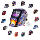 LOT 15 Styles PRO Solar Powered Auto Dimming Welding Helmet Grinding Welder/Mask