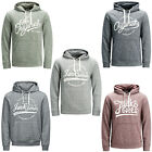 Jack & Jones Originals Hoodie Mens Casual Sweatshirt Hooded Jumper Jorpanther