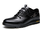 Men's Casual Lace Up Loafers Walking Formal Brown Elevator Sneakers Shoes Size