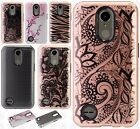 For LG Grace LTE Hard IMPACT HYBRID Protector Skin Case Phone Cover Accessory