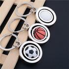 New Football Golf ball Baseball Basketball Keychain Key Ring Sport Souvenir - S