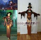 Game Angel Halloween Witch Dress Cosplay Costume