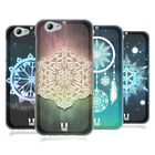 HEAD CASE DESIGNS SNOWFLAKES SOFT GEL CASE FOR HTC ONE A9s