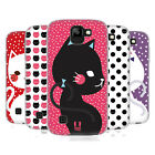 HEAD CASE DESIGNS CATS AND DOTS SOFT GEL CASE FOR LG K3 (2017)