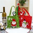 Cute Xmas Christmas Party Decor Gift Bags Sweet Candy XMAS Stocking Handbag - S