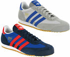 Adidas Dragon Originals Trainers Leather Suede Lace Up Mens Sports Fashion