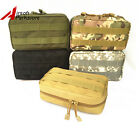 Tactical Molle Belt EDC Magazine Dump Drop Pouch Tools Bag Airsoft Hunting Army