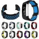 NEW Replacement Soft Sport Band Silicone Wrist Strap For Fitbit Charge 2 Armband