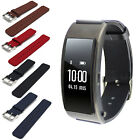for Huawei TalkBand B3 Genuine Leather Watch Band Strap with Classic Buckle