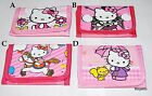 Hello Kitty Purse Wallet Girls Coin Bag Kids Gift Stocking Party Bag Filler