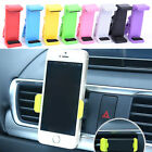 Universal Car Air Vent Stand Mount Cradle Holder For Cell Phone Smart Phone
