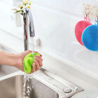 Hot Multipurpose Antibacterial Silicone Smart Sponge Cleaning Dish Kitchen Tool