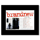 BRAND NEW - UK Tour 2007 Mini Poster - 13.5x21cm
