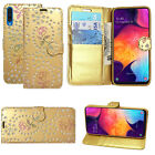 For Samsung Galaxy A3,A5 2016/2017 Wallet Case Cover Flip Leather Case Cover <br/> LUXURY MAGNETIC STAND CASE * FREE 1ST CLASS SHIPPING *