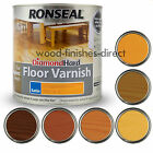 Ronseal Diamond Hard Coloured Floor Varnish - 2.5L - 7 Different Colours