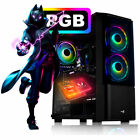 Gamer Gaming PC AMD A8 9600 3.4Ghz Radeon R7 4GB 1TB 8GB DDR4 Windows10 Komplett