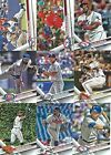 2017 Topps Series 1 Base #1-200 Baseball cards - Complete Your Set !!
