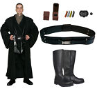 Star Wars Costume Bundle - Anakin Tunic, Black Jedi Robe, Belt, Boots+ from UK $370.02 AUD