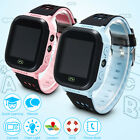 Anti-lost Children Kids Smart LBS Tracker Wrist Watch SOS Call For Android IOS l