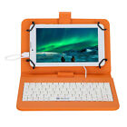"""iRULU eXpro6 Tablet 7"""" Android7.0 3G+WiFi Quad Core 16GB GPS Metal with Keyboard"""