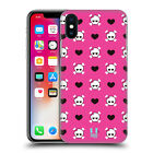 HEAD CASE DESIGNS DOLCE E PICCANTE COVER RETRO RIGIDA PER APPLE iPHONE TELEFONI