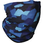 Multi-Purpose Bandana Tube Camo Skull Face Mask Neck Warmer Dust Shield Snood