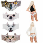Cute Women's Panties Cozy Smooth Briefs Knickers Sexy Underwear Soft Lingerie