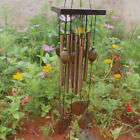 Solid wood bronze bells Large Wind Chimes Bells Rust proof wind chimes