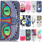 Wallet Leathe Stand Case Cover For Samsung Galaxy Smart Phone J5  J7  S7 S7 Plus