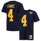 Green Bay Packers 2017 Men's NFL Retired Player Name & Number T-Shirt