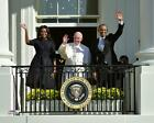 President Barack Obama, Michelle Obama, Pope Francis Photo SH052 (Select Size)