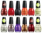 SINFUL COLORS Nail Polish NIGHT OF THE LIVING RED Ltd Ed HALLOWEEN *YOU CHOOSE*