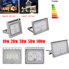 10W 20W 30W 50W 100W LED Flood Light Outdoor Garden Landscape Spot Lamp 220V