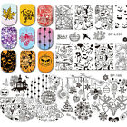 33 Patterns Born Pretty Nail Stamping Plates Christmas Halloween Images Manicure