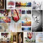Внешний вид - Unframed/Framed Modern Canvas Oil Painting Print Picture Wall Art Decoration