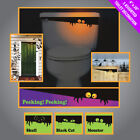 Halloween Door & Couch Cover Decoration - Spooky Party Scene Setter Haunted