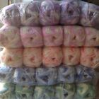 GRUNDL BABY COLOR DOUBLE KNITTING WOOL 5X50G RANDOM PRNT VARIOUS COLOURS YARN
