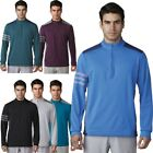 Adidas Men's Competition 1/4 Zip Jacket Pullover – Multiple Colors/Sizes - New