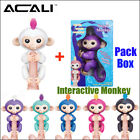 ACALI Finger Toy Baby Monkey Touch Interactive Type Electronic Toy & Pack Box
