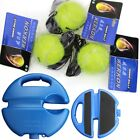 Chic Tennis Training Aid Outdoor Portable Practice Tool Ball& Large Base&String